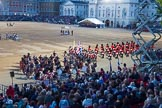 Beating Retreat 2015 - Waterloo 200. Horse Guards Parade, Westminster, London,  United Kingdom, on 10 June 2015 at 21:23, image #319