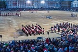 Beating Retreat 2015 - Waterloo 200. Horse Guards Parade, Westminster, London,  United Kingdom, on 10 June 2015 at 21:23, image #320