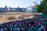 Beating Retreat 2015 - Waterloo 200. Horse Guards Parade, Westminster, London,  United Kingdom, on 10 June 2015 at 21:23, image #321