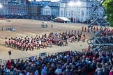 Beating Retreat 2015 - Waterloo 200. Horse Guards Parade, Westminster, London,  United Kingdom, on 10 June 2015 at 21:23, image #322