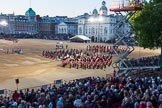 Beating Retreat 2015 - Waterloo 200. Horse Guards Parade, Westminster, London,  United Kingdom, on 10 June 2015 at 21:23, image #323