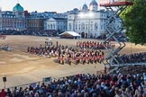 Beating Retreat 2015 - Waterloo 200. Horse Guards Parade, Westminster, London,  United Kingdom, on 10 June 2015 at 21:23, image #324