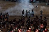 Beating Retreat 2015 - Waterloo 200. Horse Guards Parade, Westminster, London,  United Kingdom, on 10 June 2015 at 21:25, image #326