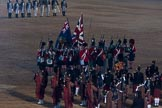 Beating Retreat 2015 - Waterloo 200. Horse Guards Parade, Westminster, London,  United Kingdom, on 10 June 2015 at 21:26, image #331