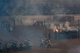 Beating Retreat 2015 - Waterloo 200. Horse Guards Parade, Westminster, London,  United Kingdom, on 10 June 2015 at 21:27, image #350