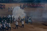 Beating Retreat 2015 - Waterloo 200. Horse Guards Parade, Westminster, London,  United Kingdom, on 10 June 2015 at 21:28, image #351
