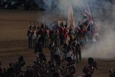 Beating Retreat 2015 - Waterloo 200. Horse Guards Parade, Westminster, London,  United Kingdom, on 10 June 2015 at 21:29, image #355