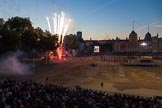 Beating Retreat 2015 - Waterloo 200. Horse Guards Parade, Westminster, London,  United Kingdom, on 10 June 2015 at 21:30, image #359