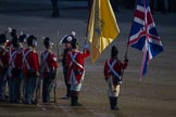 Beating Retreat 2015 - Waterloo 200. Horse Guards Parade, Westminster, London,  United Kingdom, on 10 June 2015 at 21:32, image #376