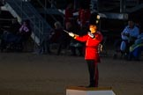 Beating Retreat 2015 - Waterloo 200. Horse Guards Parade, Westminster, London,  United Kingdom, on 10 June 2015 at 21:32, image #378
