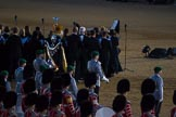 Beating Retreat 2015 - Waterloo 200. Horse Guards Parade, Westminster, London,  United Kingdom, on 10 June 2015 at 21:32, image #379