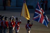 Beating Retreat 2015 - Waterloo 200. Horse Guards Parade, Westminster, London,  United Kingdom, on 10 June 2015 at 21:32, image #385