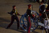 Beating Retreat 2015 - Waterloo 200. Horse Guards Parade, Westminster, London,  United Kingdom, on 10 June 2015 at 21:33, image #388