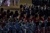 Beating Retreat 2015 - Waterloo 200. Horse Guards Parade, Westminster, London,  United Kingdom, on 10 June 2015 at 21:39, image #408