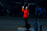 Beating Retreat 2015 - Waterloo 200. Horse Guards Parade, Westminster, London,  United Kingdom, on 10 June 2015 at 21:44, image #419