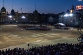 Beating Retreat 2015 - Waterloo 200. Horse Guards Parade, Westminster, London,  United Kingdom, on 10 June 2015 at 21:48, image #436