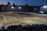 Beating Retreat 2015 - Waterloo 200. Horse Guards Parade, Westminster, London,  United Kingdom, on 10 June 2015 at 21:51, image #440