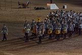 Beating Retreat 2015 - Waterloo 200. Horse Guards Parade, Westminster, London,  United Kingdom, on 10 June 2015 at 21:52, image #444