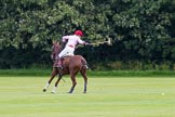 7th Heritage Polo Cup semi-finals: Clare Payne, Team Emerging Switzerland.. Hurtwood Park Polo Club, Ewhurst Green, Surrey, United Kingdom, on 04 August 2012 at 11:09, image #15