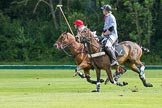 7th Heritage Polo Cup semi-finals: Henry Fisher, Team Silver Fox USA.. Hurtwood Park Polo Club, Ewhurst Green, Surrey, United Kingdom, on 04 August 2012 at 11:19, image #32