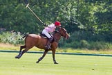 7th Heritage Polo Cup semi-finals: Clare Payne, Team Emerging Switzerland.. Hurtwood Park Polo Club, Ewhurst Green, Surrey, United Kingdom, on 04 August 2012 at 11:21, image #34