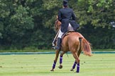 7th Heritage Polo Cup semi-finals: Umpire Gaston Devrient In Tail & Ascot Top Hat.. Hurtwood Park Polo Club, Ewhurst Green, Surrey, United Kingdom, on 04 August 2012 at 11:24, image #38