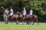 7th Heritage Polo Cup semi-finals: Parke Bradley, Silver Fox Polo Team.. Hurtwood Park Polo Club, Ewhurst Green, Surrey, United Kingdom, on 04 August 2012 at 11:48, image #79