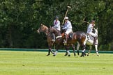 7th Heritage Polo Cup semi-finals: Park Bradley with his Polo Team Silver Fox USA.. Hurtwood Park Polo Club, Ewhurst Green, Surrey, United Kingdom, on 04 August 2012 at 11:48, image #80