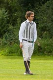 7th Heritage Polo Cup semi-finals: Umpire Guy Higginson in O.H.Hewett silk vest and tie - T.M.Lewin Luxury Twill Shirt.. Hurtwood Park Polo Club, Ewhurst Green, Surrey, United Kingdom, on 04 August 2012 at 12:51, image #84