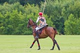 7th Heritage Polo Cup semi-finals: Sarah Wisman, Ladies of the British Empire.. Hurtwood Park Polo Club, Ewhurst Green, Surrey, United Kingdom, on 04 August 2012 at 13:12, image #107