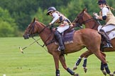 7th Heritage Polo Cup semi-finals: Charlie Howel on the offside.. Hurtwood Park Polo Club, Ewhurst Green, Surrey, United Kingdom, on 04 August 2012 at 13:29, image #139