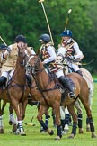 7th Heritage Polo Cup semi-finals: Throw In, Ladies of the British Empire Liberty Freedom in focus.. Hurtwood Park Polo Club, Ewhurst Green, Surrey, United Kingdom, on 04 August 2012 at 13:32, image #143