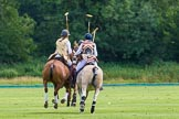 7th Heritage Polo Cup semi-finals: Emma Boers v Leigh Fisher.. Hurtwood Park Polo Club, Ewhurst Green, Surrey, United Kingdom, on 04 August 2012 at 13:35, image #161