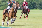 7th Heritage Polo Cup semi-finals: AMG PETROENERGY Polo Player Annabel McNaught-Davis.. Hurtwood Park Polo Club, Ewhurst Green, Surrey, United Kingdom, on 04 August 2012 at 13:50, image #178