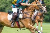 7th Heritage Polo Cup semi-finals: AMG PETROENERGY Polo Player Annabel McNaught-Davis.. Hurtwood Park Polo Club, Ewhurst Green, Surrey, United Kingdom, on 04 August 2012 at 13:50, image #179