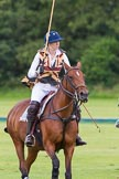 7th Heritage Polo Cup semi-finals: Leigh Fisher.. Hurtwood Park Polo Club, Ewhurst Green, Surrey, United Kingdom, on 04 August 2012 at 14:24, image #217