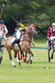 7th Heritage Polo Cup semi-finals: AMG PETROENERGY Sophie Kyriazi playing a nearside.. Hurtwood Park Polo Club, Ewhurst Green, Surrey, United Kingdom, on 04 August 2012 at 14:25, image #219