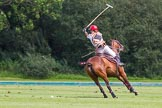 7th Heritage Polo Cup semi-finals: Sarah Wisman.. Hurtwood Park Polo Club, Ewhurst Green, Surrey, United Kingdom, on 04 August 2012 at 14:46, image #225