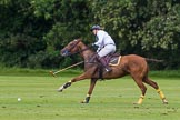 7th Heritage Polo Cup semi-finals: La Golondrina Brownie Taylor (0) GB.. Hurtwood Park Polo Club, Ewhurst Green, Surrey, United Kingdom, on 04 August 2012 at 15:50, image #290