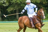 7th Heritage Polo Cup semi-finals: Mariano Darritchon.. Hurtwood Park Polo Club, Ewhurst Green, Surrey, United Kingdom, on 04 August 2012 at 16:15, image #318