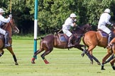 7th Heritage Polo Cup semi-finals: La Golondrina Argentina Pepe Riglos (6).. Hurtwood Park Polo Club, Ewhurst Green, Surrey, United Kingdom, on 04 August 2012 at 16:49, image #330