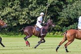7th Heritage Polo Cup semi-finals: La Golondrina Argentina Pepe Riglos (6).. Hurtwood Park Polo Club, Ewhurst Green, Surrey, United Kingdom, on 04 August 2012 at 16:49, image #331