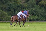 7th Heritage Polo Cup finals: Sebastian Funes and Henry Fisher. Hurtwood Park Polo Club, Ewhurst Green, Surrey, United Kingdom, on 05 August 2012 at 13:39, image #39