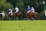 7th Heritage Polo Cup finals: Team Silver Fox USA, Parke Bradley.. Hurtwood Park Polo Club, Ewhurst Green, Surrey, United Kingdom, on 05 August 2012 at 13:40, image #41