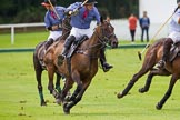 7th Heritage Polo Cup finals: Team Silver Fox USA, John Martin & James Rome following.. Hurtwood Park Polo Club, Ewhurst Green, Surrey, United Kingdom, on 05 August 2012 at 13:41, image #42