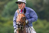 7th Heritage Polo Cup finals: Parke Bradley, Team Silverfox USA.. Hurtwood Park Polo Club, Ewhurst Green, Surrey, United Kingdom, on 05 August 2012 at 13:41, image #45