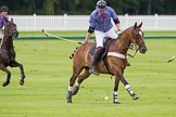7th Heritage Polo Cup finals: Henry Fisher, Team Silver Fox USA.. Hurtwood Park Polo Club, Ewhurst Green, Surrey, United Kingdom, on 05 August 2012 at 13:57, image #54