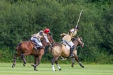 7th Heritage Polo Cup finals: Sarah Wisman v Heloise Lorentzen.. Hurtwood Park Polo Club, Ewhurst Green, Surrey, United Kingdom, on 05 August 2012 at 15:14, image #132