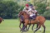 7th Heritage Polo Cup finals: Charlie Howel on the ball.. Hurtwood Park Polo Club, Ewhurst Green, Surrey, United Kingdom, on 05 August 2012 at 15:15, image #138