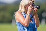 7th Heritage Polo Cup finals: Emma Roberts - Big Voice PR & Marketing Manager HERITAGE POLO.. Hurtwood Park Polo Club, Ewhurst Green, Surrey, United Kingdom, on 05 August 2012 at 15:28, image #168